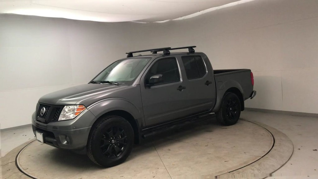 Pre-Owned 2018 Nissan Frontier Crew Cab 4x2 SL Automatic