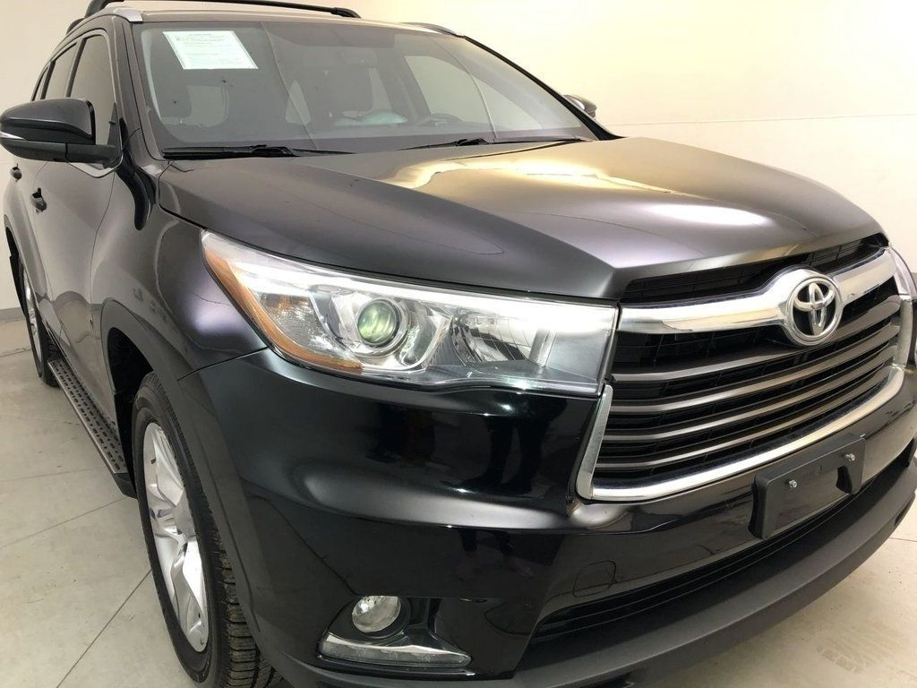 Pre-Owned 2015 Toyota Highlander HIGHLANDER LIMTED/LTD PLU