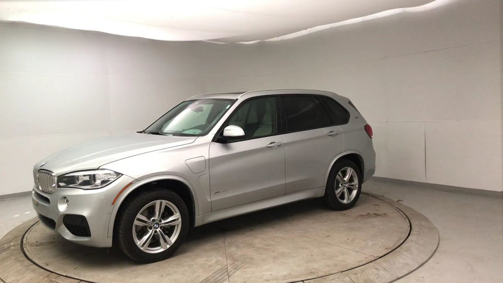Certified Pre-Owned 2017 BMW X5 xDrive40e iPerformance Sports Activity Vehicle