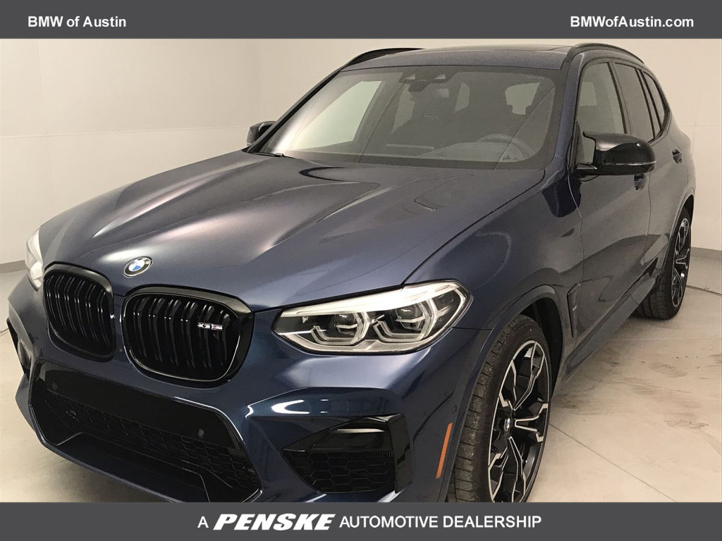 Bmw X3 M Sport >> New 2020 Bmw X3 M Competition Sports Activity Vehicle