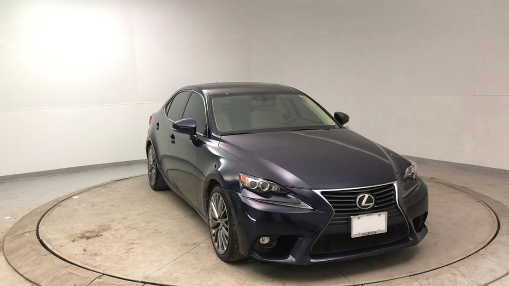 Pre-Owned 2015 Lexus IS 250 4dr Sport Sedan Automatic RWD