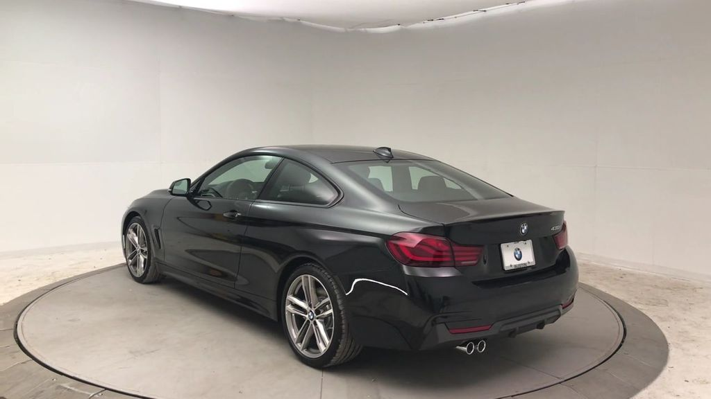 Pre-Owned 2020 BMW 4 Series 430i Coupe
