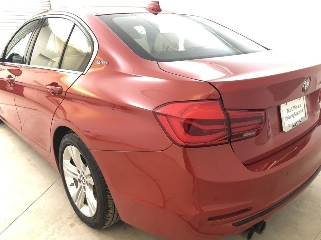 Pre-Owned 2017 BMW 3 Series 330e iPerformance Plug-In Hybrid