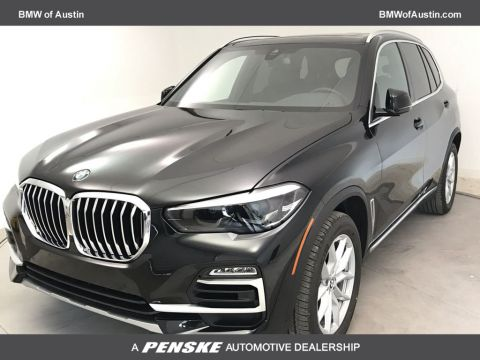 Pre-Owned 2020 BMW X5 40SI sDrive40i Sports Activity Vehicle