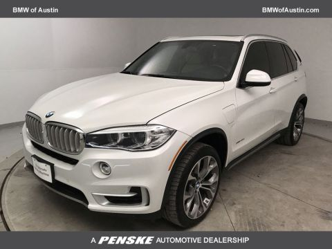 Pre-Owned 2017 BMW X5 xDrive40e iPerformance Sports Activity Vehicle
