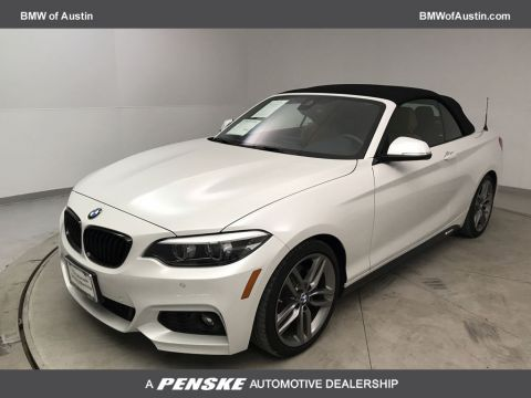 Pre-Owned 2019 BMW 2 Series 230i