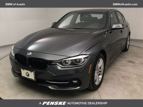 Certified Pre-Owned 2018 BMW 3 Series 328d